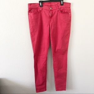 7FAM Gwenevere Skinny Jeans